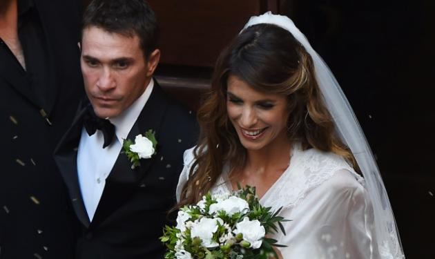 Παντρεύτηκε η πρώην του George Clooney, Elisabetta Canalis!