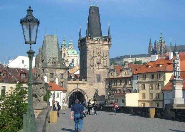 Πράγα: Το μικρό Παρίσι της Ευρώπης
