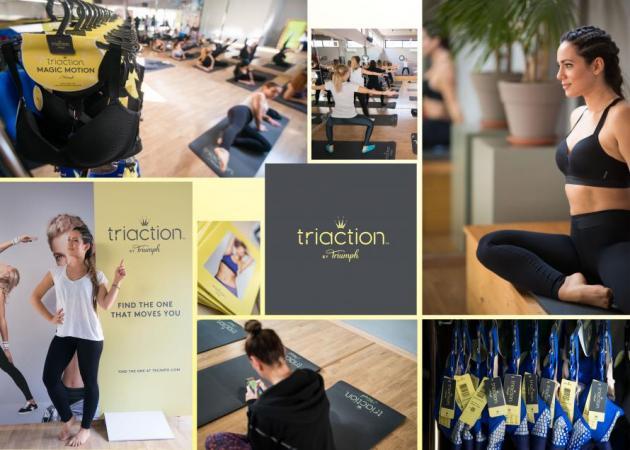 Μια νέα εποχή για τα Triaction…κάτι παραπάνω από αθλητικά σουτιέν! | tlife.gr