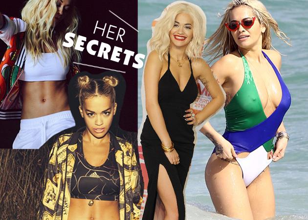 Rita Ora: Τι δίαιτα και τι γυμναστική κάνει η σέξι τραγουδίστρια; | tlife.gr