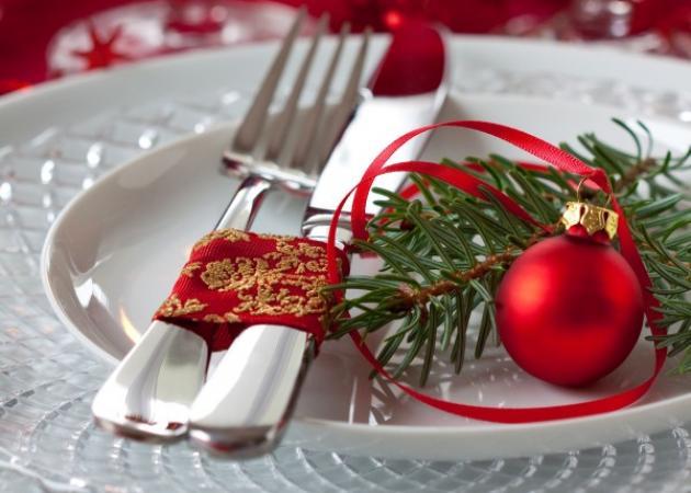 Χριστουγεννιάτικο art de la table!
