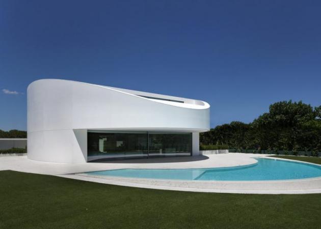 Πιο φουτουριστικό δεν γίνεται! Δες αυτό το σπίτι στην Ισπανία! | tlife.gr