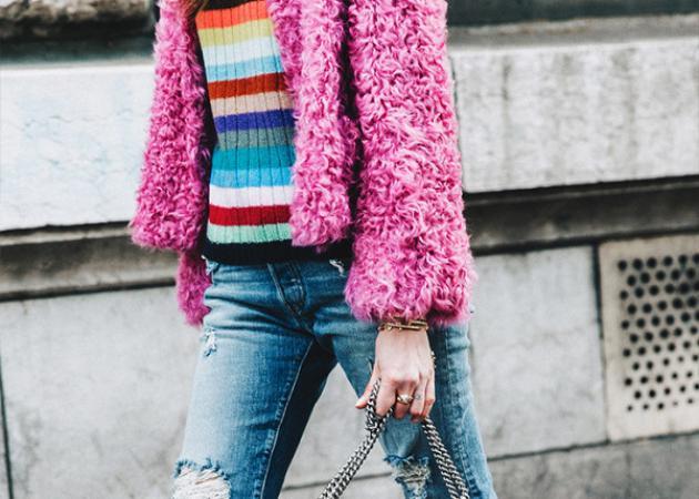 Aυτό είναι το χρώμα που κυριάρχησε στο street style το 2016!   tlife.gr