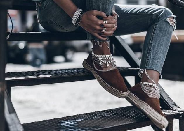 Ποια παπούτσια μπορούν να αντικαταστήσουν τα σανδάλια; | tlife.gr