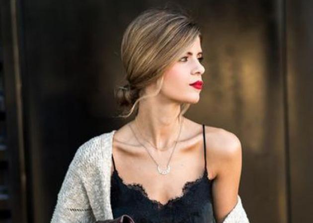O super stylish τρόπος να φορέσεις το lingerie top τις πρωινές ώρες! | tlife.gr