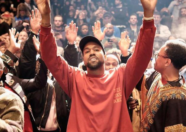 Απαγορεύτηκαν τα κινητά στο νέο fashion show του Kanye West. What??? | tlife.gr