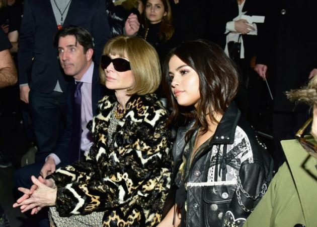 Selena Gomez – Anna Wintour: Για ποιο λόγο και που συναντήθηκαν   tlife.gr