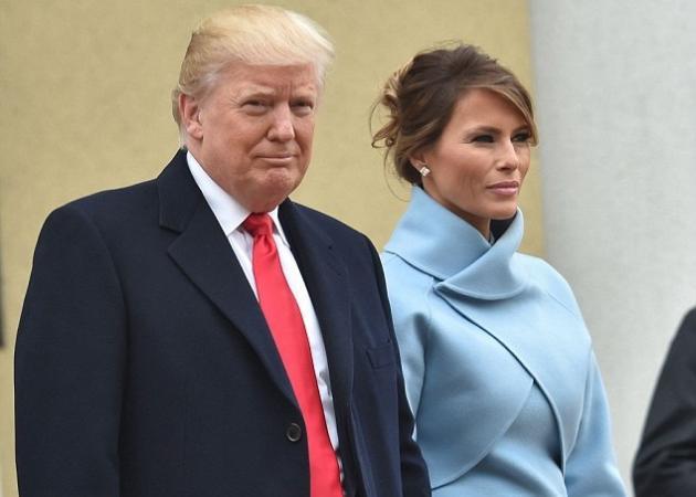 Melania Trump: Ποιον σχεδιαστή επέλεξε στην ορκωμοσία του Προέδρου; Δες την εντυπωσιακή εμφάνιση | tlife.gr