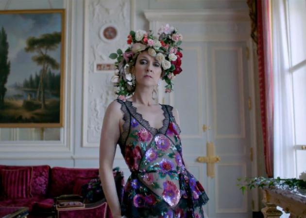 Η εντυπωσιακή μεταμόρφωση της Celine Dion για τις ανάγκες ενός… Couture βίντεο