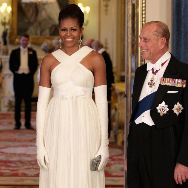 Οι εμφανίσεις της Michelle Obama στην Αγγλία | tlife.gr