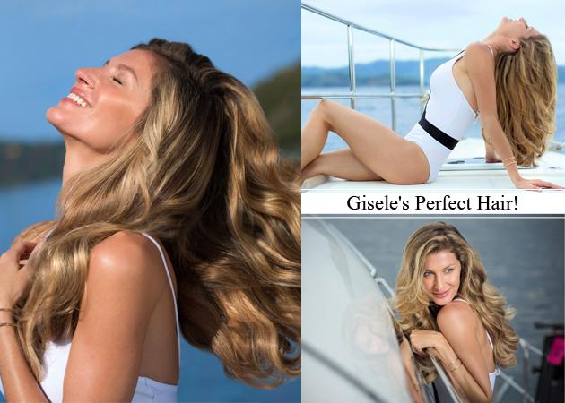 Just released! Αυτά είναι τα προϊόντα που χρησιμοποιεί στα μαλλιά της η Gisele!
