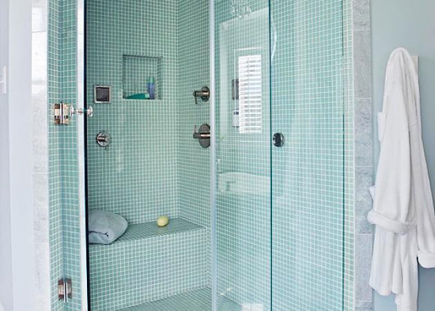 Μπάνιο με ντουζιέρα: Η λύση για το μικρό μπάνιο! | tlife.gr
