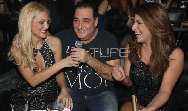 Β. Καρράς: Λίγο πριν την πρεμιέρα του ξεφάντωσε σε Θεοδωρίδου – Παπαρίζου! | tlife.gr