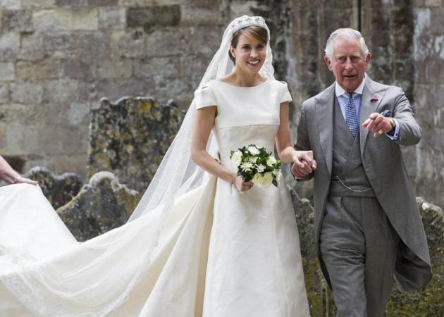 Ο γάμος της χρονιάς στην Αγγλία με την παρουσία της βασίλισσας Ελισάβετ! Φωτογραφίες