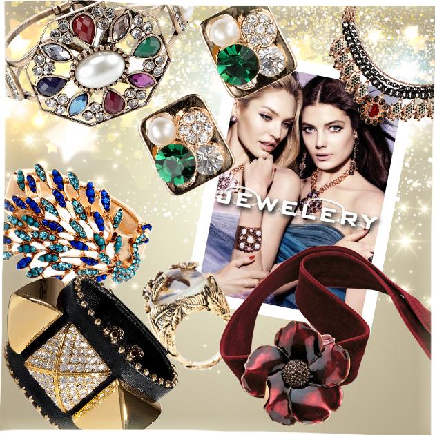 1 | Jewelery για τις γιορτές