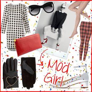 Ντύσου…mod girl!