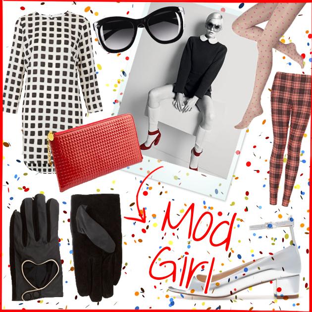 1 | Mod girl