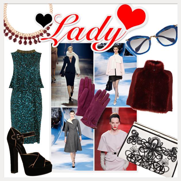 1   Lady