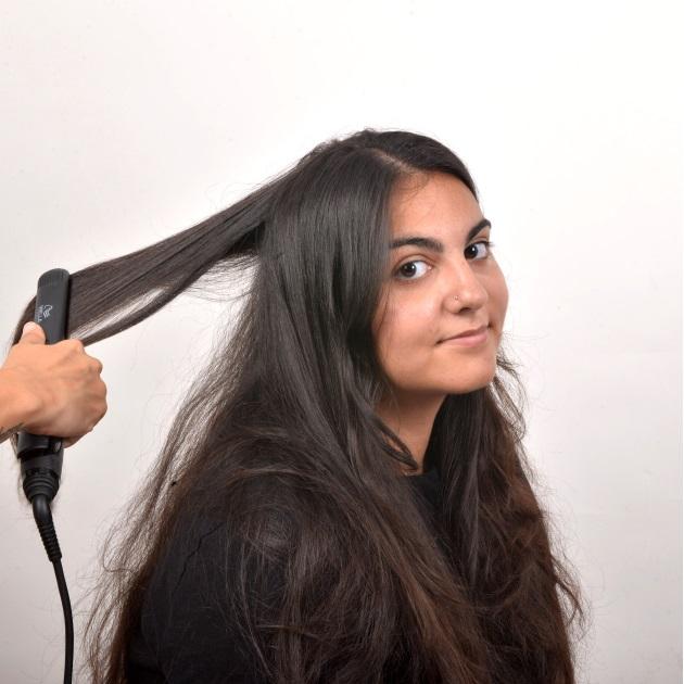 2   Πρόταση για make up και μαλλιά
