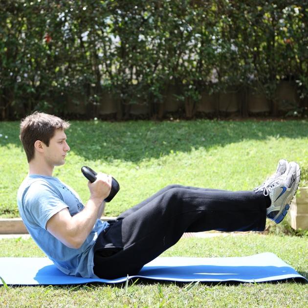 6 | Άσκηση για ολο το σώμα (β' μέρος)