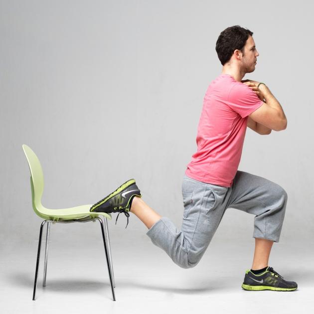 3 | Βυθίσεις με το πέλμα σε καρέκλα Μέρος Δεύτερο