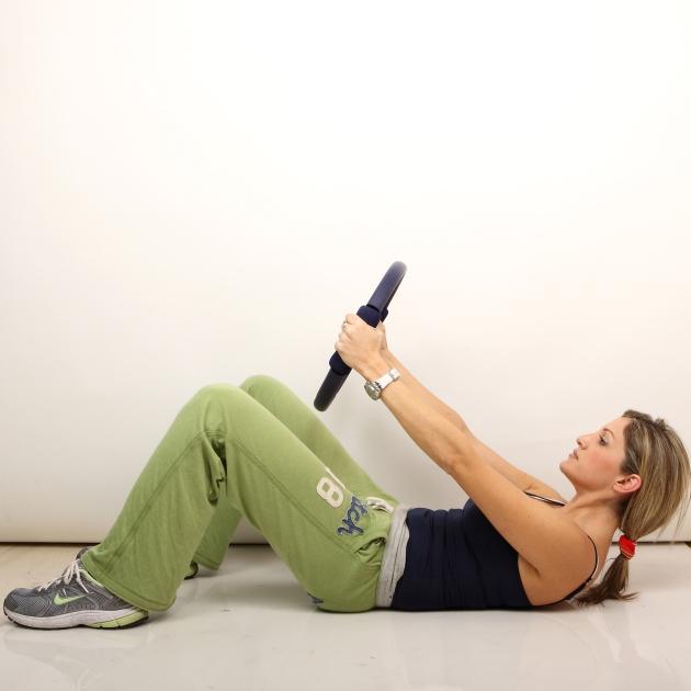 5 | Κοιλιακοί με fitness ring Μέρος Δεύτερο