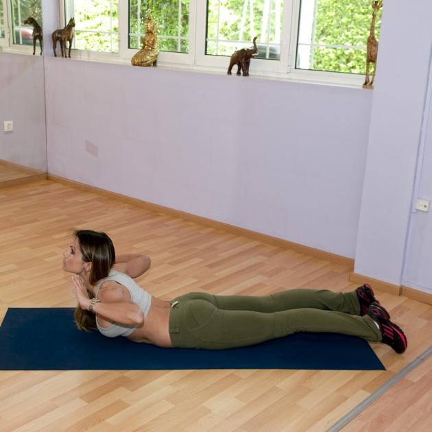 3 | Κλασική άσκηση ραχιαίων Mέρος Δεύτερο