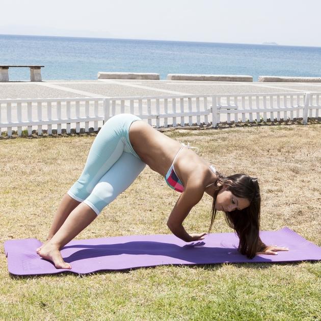 3   Άσκηση Pilates για κοιλιά Μέρος Δεύτερο