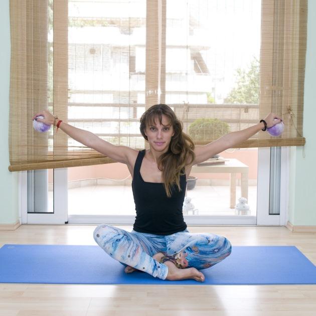 3 | Κυκλάκια με yoga balls