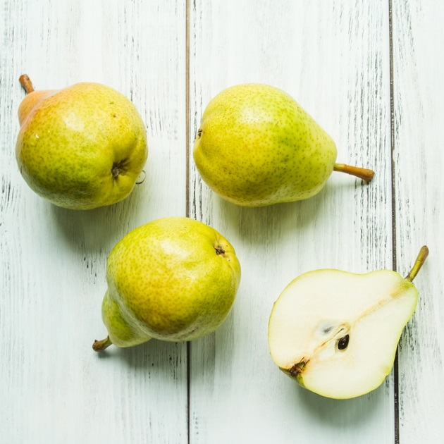 3   Αχλάδια