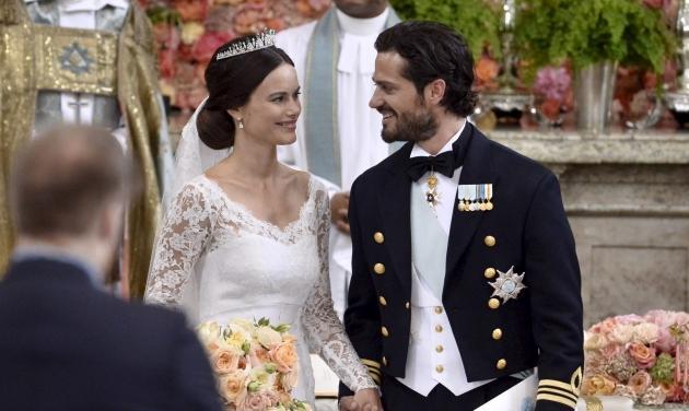To μοντέλο με τα tattoos που έγινε πριγκίπισσα! Φωτογραφίες από τον παραμυθένιο γάμο! | tlife.gr