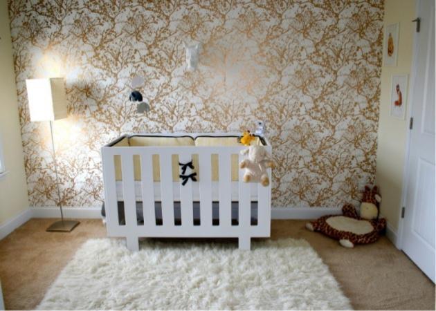 Βρεφικό δωμάτιο: μοναδικές ιδέες για ξεχωριστά μωρά!