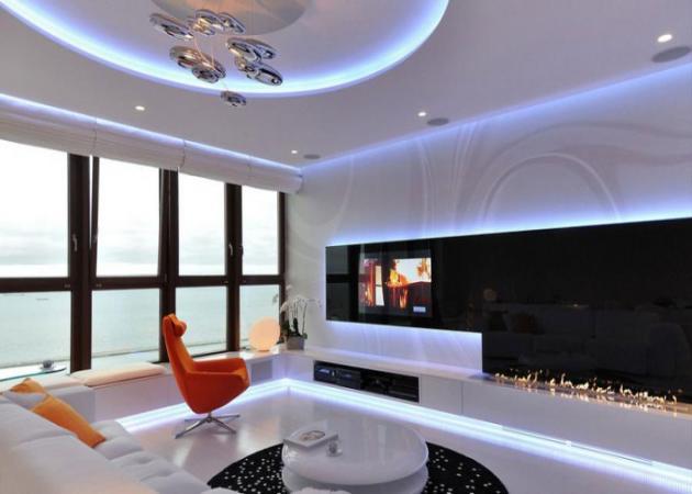 Όλα τα… κάνει ο φωτισμός! Δες πώς ένα διαμέρισμα γίνεται φουτουριστικό χάρη στο φωτισμό του!   tlife.gr