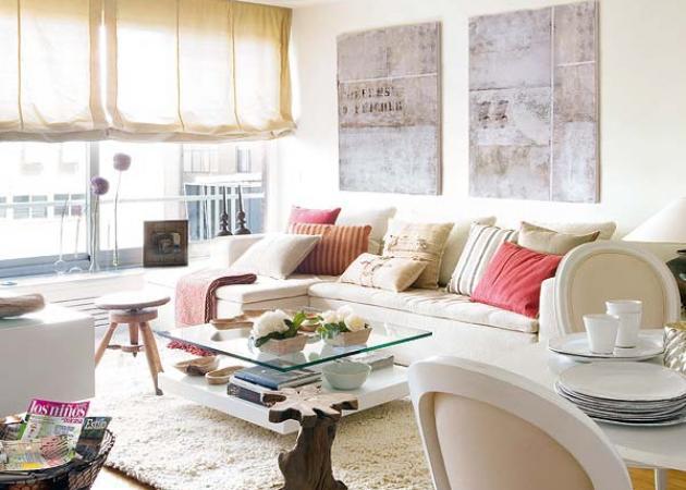 Ιδέες και λύσεις για να δείχνει το σπίτι σου μεγαλύτερο!