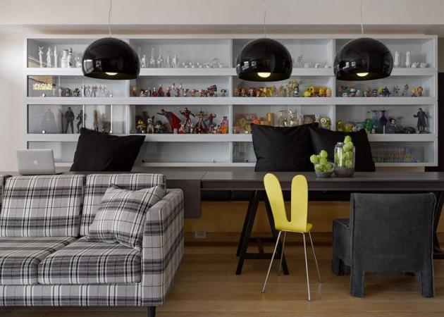Διακόσμηση: Το διαμέρισμα με τις μινιατούρες! Δες τις φωτογραφίες! | tlife.gr