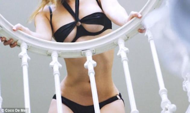 Είναι αυτή η πιο σέξι διαφήμιση που έγινε ποτέ; Δες το νέο φιλμ της εταιρίας εσωρούχων Coco De Mer…