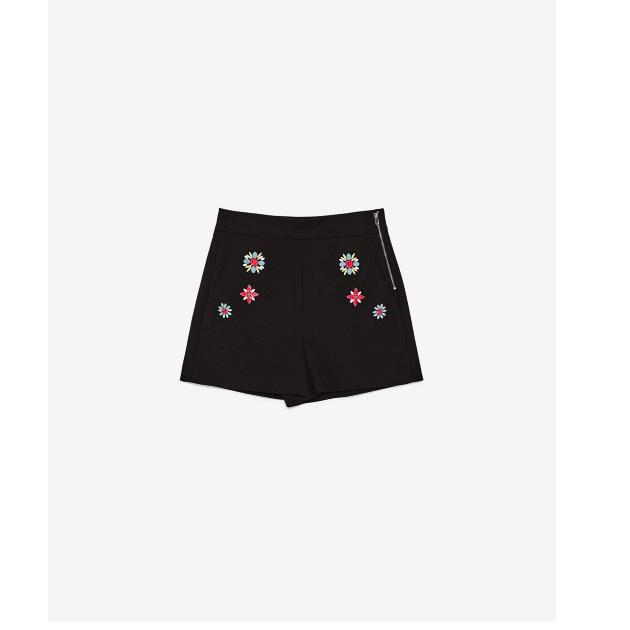 14   Shorts Zara