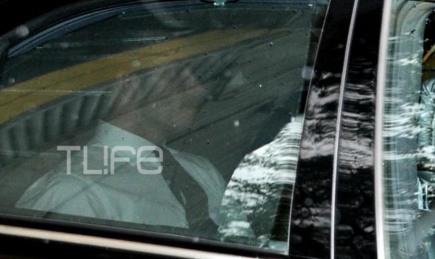 Όλα όσα έκανε ο D. Beckham στην Αθήνα! Φωτογραφίες από την αναχώρησή του από το ξενοδοχείο   tlife.gr
