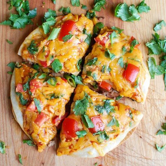 Μεξικάνικη Taco Pizza