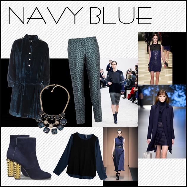 1 | Navy blue