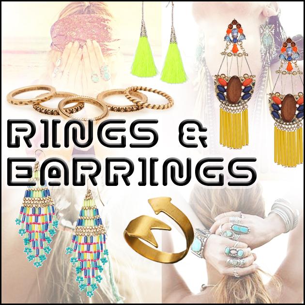 1 | Rings & earrings