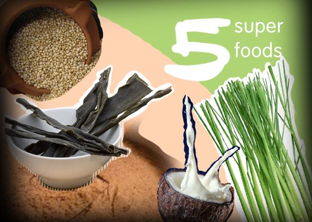 Ζεόλιθος, Κινόα, Nori… What? Mαγικές τροφές που θα βοηθήσουν στο αδυνάτισμά σου! | tlife.gr