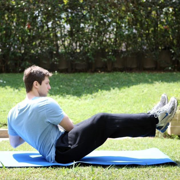 7 | Άσκηση για ολο το σώμα (γ' μέρος)