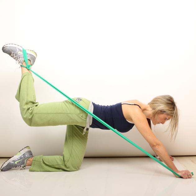 5 | Άσκηση για τις γάμπες και τους γλουτούς Μέρος Πρώτο