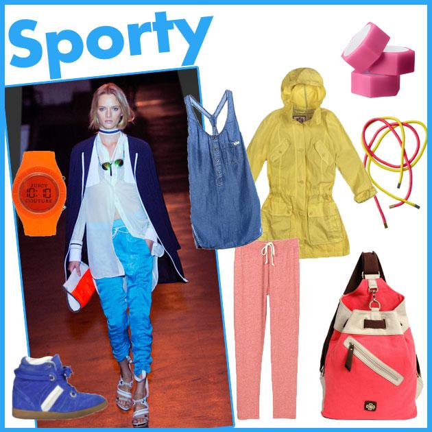 1   Sporty