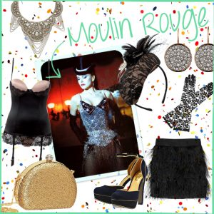 Ντύσου…Moulin Rouge!