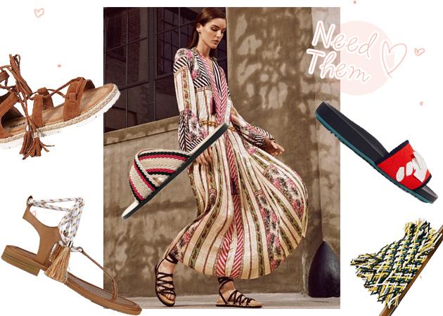 Η fashion editor προτείνει τα 30 ωραιότερα σανδάλια της αγοράς