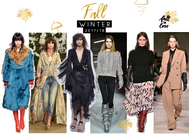 fe76e1501b4 Φθινόπωρο - Χειμώνας 2017/2018: Οι τάσεις της νέας σεζόν (part 2 ...