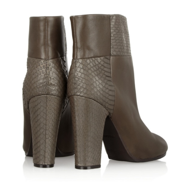 14   Ankle boots See by Chloe net-a-porter.com