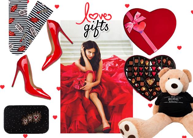 Άγιος Βαλεντίνος 2017: Η gift list που θα ερωτευθείς! | tlife.gr